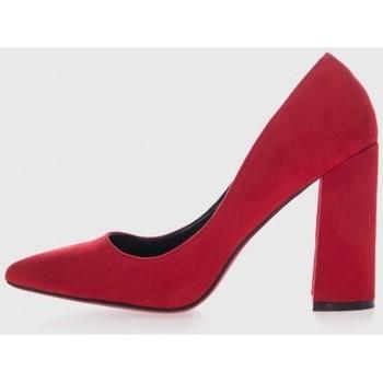 Zapatos Mujer Zapatos de tacón Kamome Trends SQ-80 Rojo