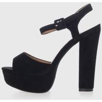Zapatos Mujer Sandalias Kamome Trends KZY576 Negro