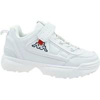 Zapatos Niños Zapatillas bajas Kappa Rave NC K Blanco