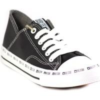 Zapatos Mujer Zapatillas bajas Big Star FF274023 Negros