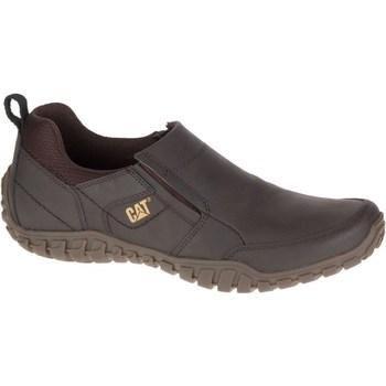 Zapatos Hombre Mocasín Caterpillar Opine Marrón