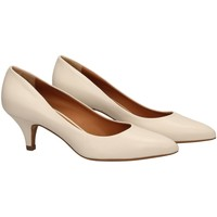 Zapatos Mujer Zapatos de tacón Malù NAPPA talco