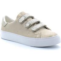 Zapatos Zapatillas bajas No Name ARCADE STRAPS Beige