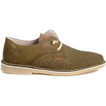 Zapatos Hombre Derbie Colour Feet KHALIF Verde