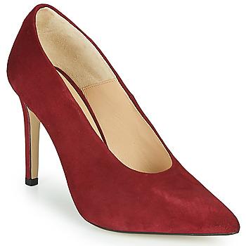 Zapatos Mujer Zapatos de tacón Jonak CURVE Rojo