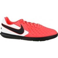 Zapatos Niños Sport Indoor Nike Tiempo Legend 8 Club IC Jr rojo