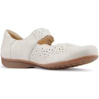 Zapatos Mujer Bailarinas-manoletinas Mephisto LETINAS  FABIENNE W LIGHT_SAND