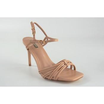 Zapatos Mujer Sandalias Bienve Ceremonia señora  1jb-0136 rosa Rosa