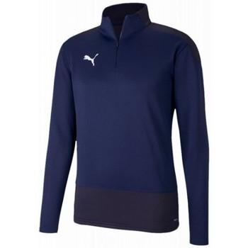 textil Hombre Chaquetas de deporte Puma Training top  Teamgoal violet foncé/bleu nuit