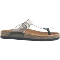Zapatos Mujer Zuecos (Mules) Chattawak Sandales Zelda T Noir Negro