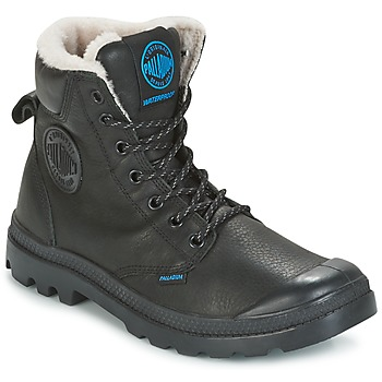 Zapatos Botas de caña baja Palladium PAMPA SPORT WPS Negro
