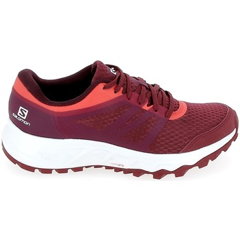 Zapatos Senderismo Salomon Trailster 2 Rose Violet Rosa