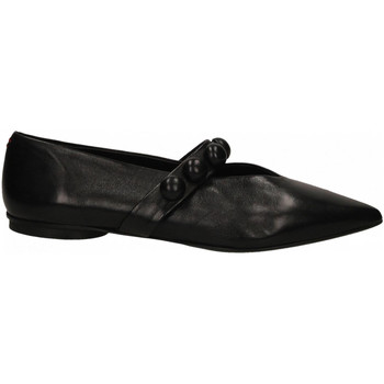 Zapatos Mujer Bailarinas-manoletinas Halmanera LALI BARON nero