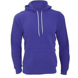 textil Hombre Sudaderas Bella + Canvas CA3719 Azul royal