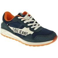 Zapatos Niño Zapatillas bajas Lois 63051 Azul