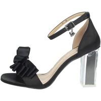 Zapatos Mujer Sandalias Braccialini T4 Negro