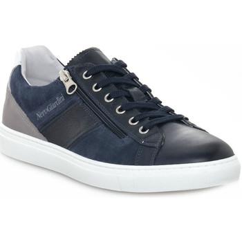Zapatos Mujer Zapatillas bajas Nero Giardini NERO GIARDINI 200 SAVAGE BLU Blu