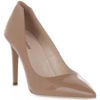 Zapatos Mujer Zapatos de tacón Nero Giardini NERO GIARDINI 626 VERNICE NUDO Rosa