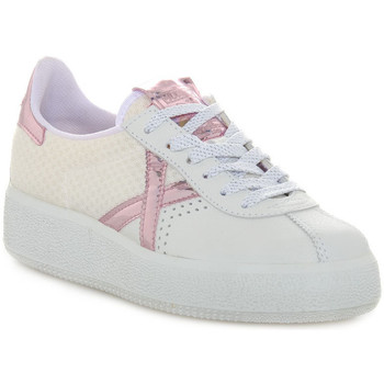 Zapatos Mujer Zapatillas bajas Munich 037 BARRU SKY Bianco