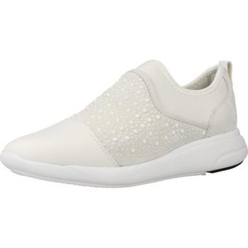 Zapatos Mujer Deportivas Moda Geox D OPHIRA Blanco