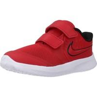 Zapatos Niño Running / trail Nike STAR RUNNER 2 (TDV) Rojo