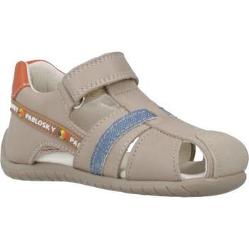 Zapatos Niño Sandalias Pablosky 070833 Marron