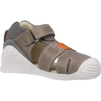 Zapatos Niño Sandalias Biomecanics 202141 Gris