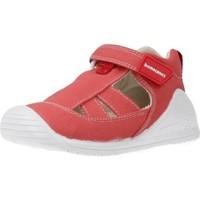 Zapatos Niño Sandalias Biomecanics 202211 Rojo