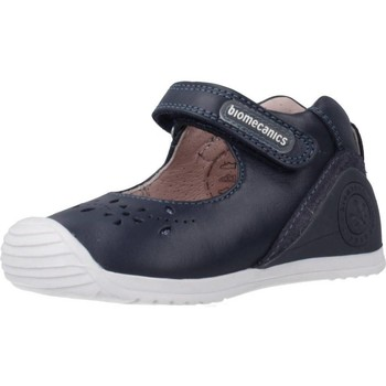 Zapatos Niña Bailarinas-manoletinas Biomecanics 202110 Azul