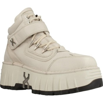 Zapatos Mujer Botines Bronx BRONX BM0ON-WALKK Beige
