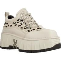 Zapatos Mujer Zapatillas bajas Bronx BRONX M0ON-WALKK Beige