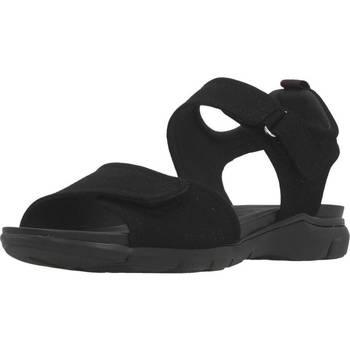Zapatos Mujer Sandalias Geox D SANDAL SUKIE A Negro