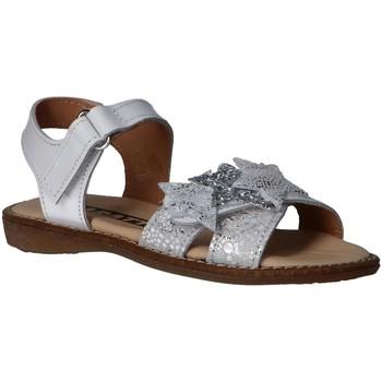 Zapatos Niña Sandalias Garatti AN0090 Blanco