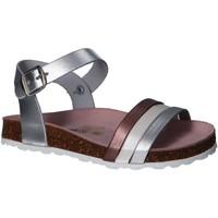 Zapatos Niña Sandalias Garatti AN0093 Plateado