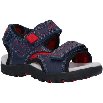 Zapatos Niños Sandalias de deporte Geox J0224A 0MECE J S STRADA Azul