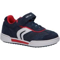 Zapatos Niños Zapatillas bajas Geox J02BCD 01422 J POSEIDO Azul