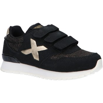 Zapatos Niño Zapatillas bajas Munich 1695033 DASH KID VCO NEGRO Negro