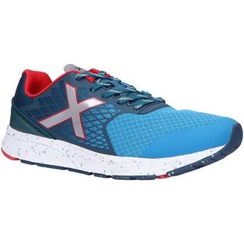 Zapatos Hombre Running / trail Munich 4116808 R-X AZUL Azul