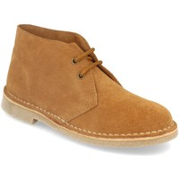 Zapatos Mujer Botas de caña baja Shoes&blues DB01 Camel
