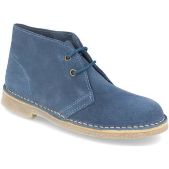 Zapatos Mujer Botas de caña baja Shoes&blues DB01 Jeans