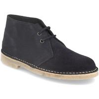 Zapatos Mujer Botas de caña baja Shoes&blues DB01 Marino