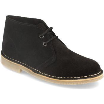 Zapatos Mujer Botas de caña baja Shoes&blues DB01 Negro