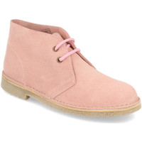 Zapatos Mujer Botas de caña baja Shoes&blues DB01 Rosa
