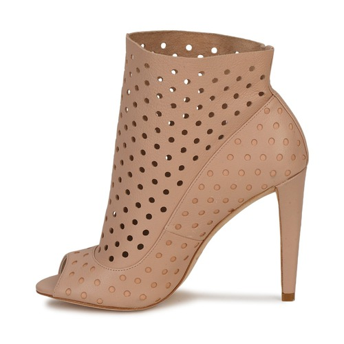 Low Zapatos Rita Nude Boots Bourne Mujer NwPXOkn80