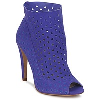 Zapatos Mujer Low boots Bourne RITA Azul