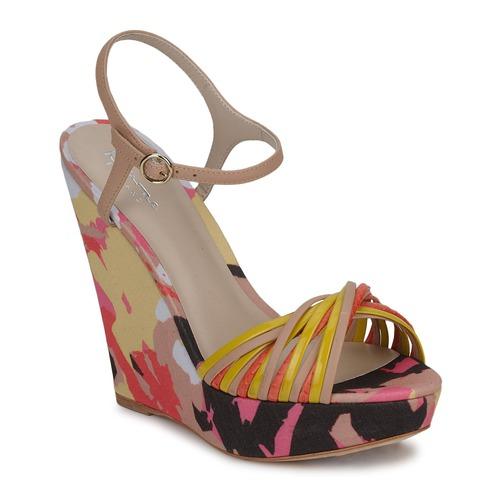 Descuento de la marca Zapatos especiales Bourne KARMEL Beige / Multicolor