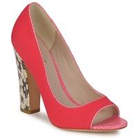 Zapatos Mujer Zapatos de tacón Bourne FRANCESCA Coral