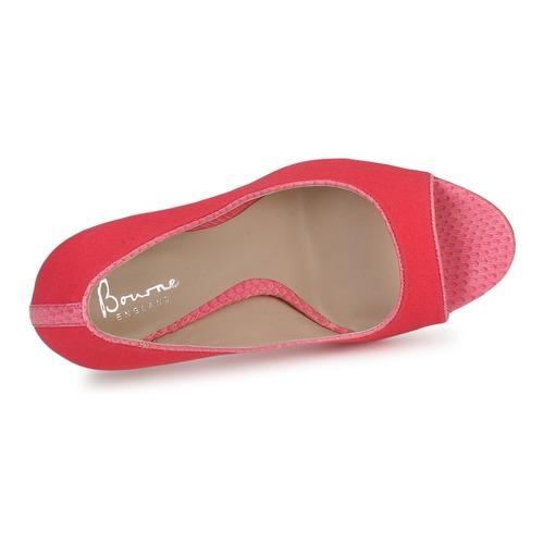 De Coral Zapatos Zapatos Tacón Bourne pSzMVqU