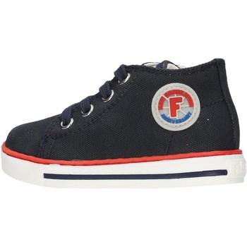 Zapatos Niño Deportivas Moda Falcotto - Polacchino blu MAGIC-0C01 BLU