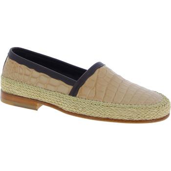 Zapatos Hombre Mocasín D&G A50034 A2F77 8R063 beige